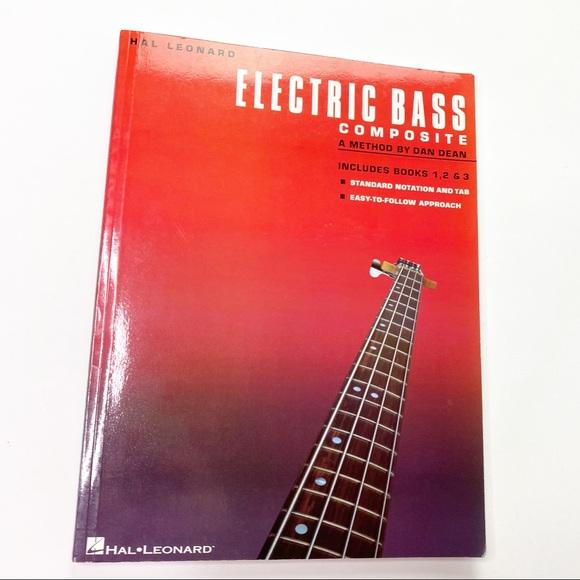 Vintage Other - Vintage Electric Bass Book Hal Leonard Music